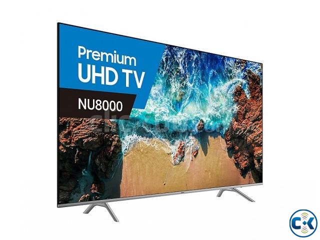 SAMSUNG 82 NU8000 PREMIUM UHD SMART LED TV LOWEST PRICE | ClickBD large image 4