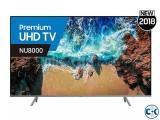 2018 SAMSUNG 82 NU8000 PREMIUM UHD SMART LED TV 01730482941