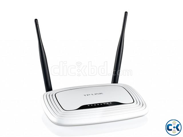 300Mbps Wireless N Router TL-WR841N | ClickBD large image 0