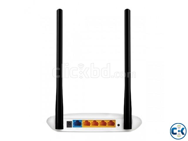 300Mbps Wireless N Router TL-WR841N | ClickBD large image 1