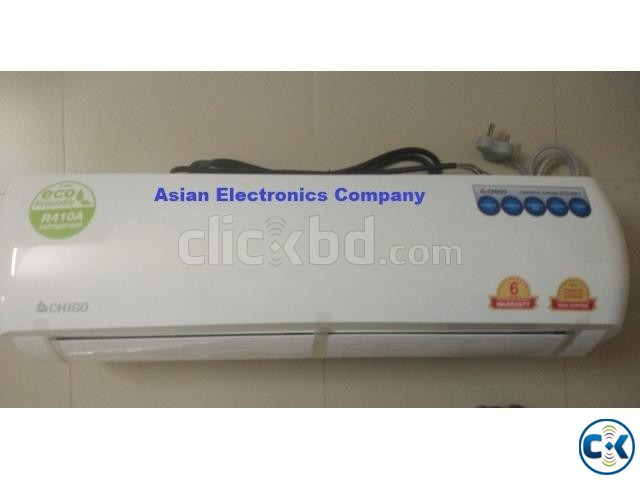 CHIGO 1.5 Ton AC Air Conditioner | ClickBD large image 0