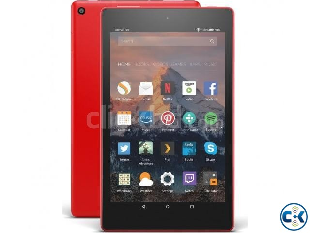 Amazon Fire HD 8 Tab | ClickBD large image 2