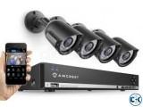 Dahua 4pcs CC TV Camera