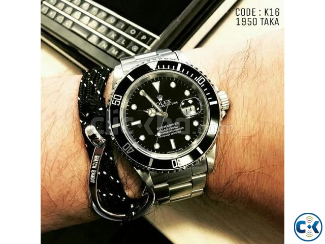 Rolex Watch BD - K16 | ClickBD large image 0