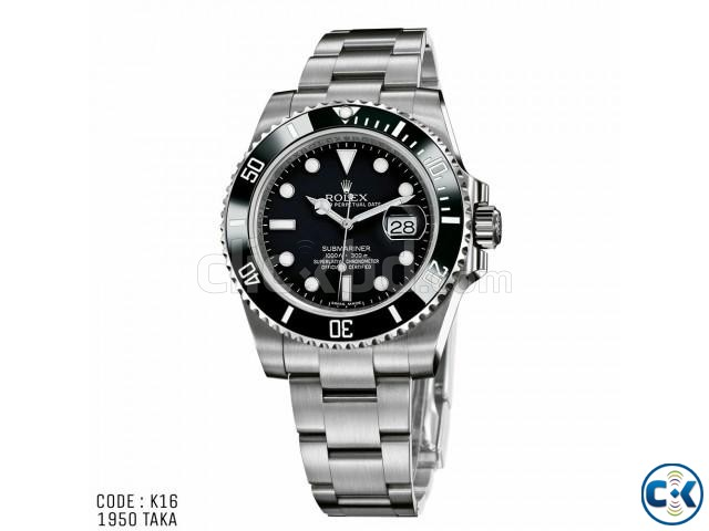 Rolex Watch BD - K16 | ClickBD large image 1