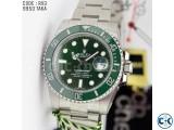 Rolex Watch BD - RX3