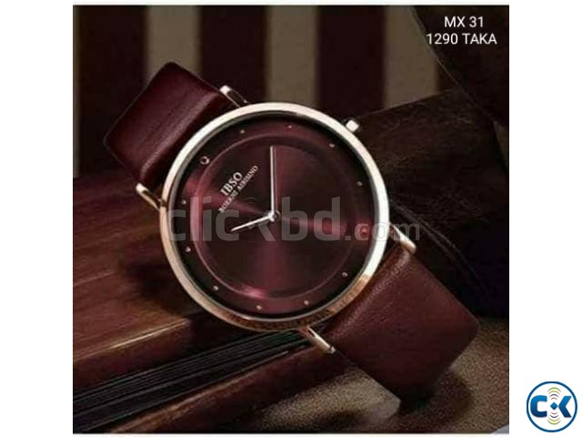 IBSO Watch BD - MX31 | ClickBD large image 0