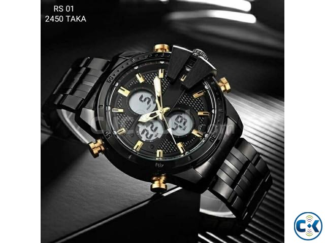 RISTOS Watch BD - RS 01 | ClickBD large image 0