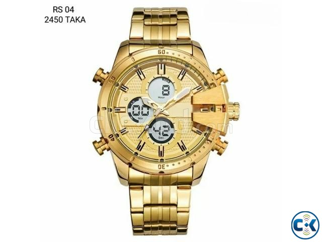 RISTOS Watch BD - RS 04 | ClickBD large image 0