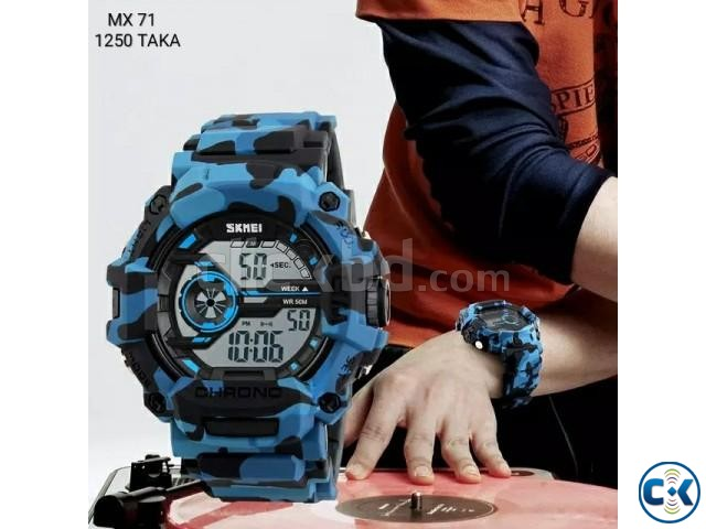 SKMEI Watch BD - MX71 | ClickBD large image 0