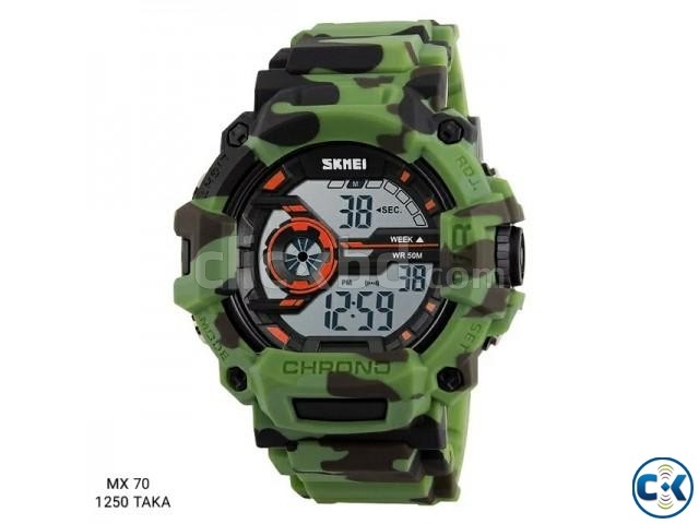 SKMEI Watch BD - MX70 | ClickBD large image 0