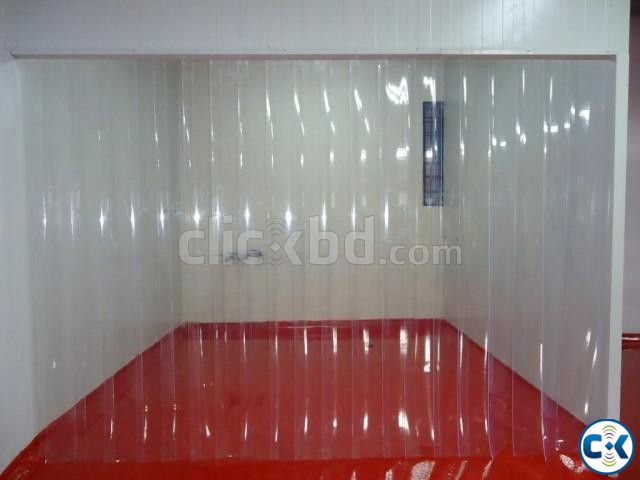PVC Strip Curtains Plastic Strip Curtain | ClickBD large image 0
