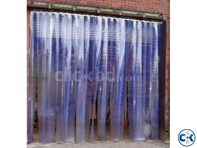 PVC Strip Curtains Plastic Strip Curtain | ClickBD large image 4