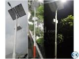 Ensysco Solar Street Light - 50 watt