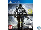 Sniper Ghost Warrior 3 Game PS4 - PlayStation