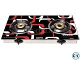 Geepas 2 Burner Gas Stove Model GK6758
