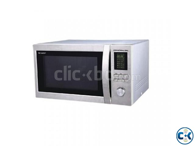 Sharp R-84A0 ST V Full Convection 25 Liter Microwave Oven | ClickBD large image 1