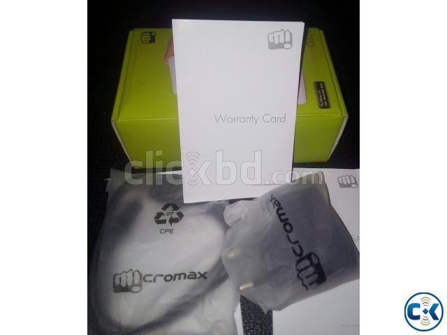 Micromax Bolt Q326  | ClickBD large image 2