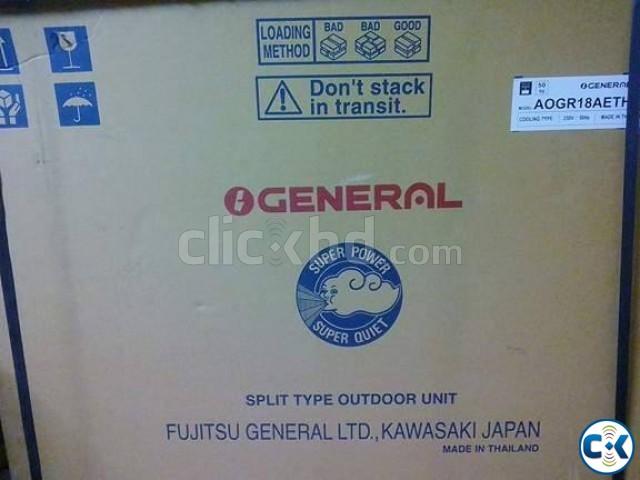 General 2.5 Ton Wall Mounted Split Type AC | ClickBD large image 1