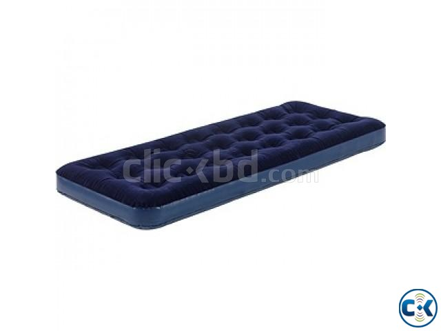 Jilong Single Air Bed With Free Air Pumper | ClickBD large image 0