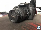 Canon 70D with battery grip