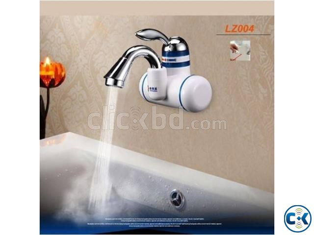 Tankless Electric Tap Water Heater | ClickBD large image 0