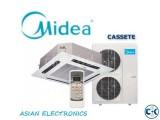Midea 5 Ton Cassette TYPE AC