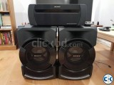 High-Power Home Audio System with Bluetooth SHAKE 10