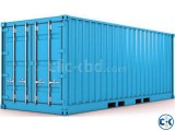 Shipping Container Sale Bangladesh