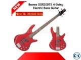 Ibanez GSR200TB 4-String Electric Bass Guitar.