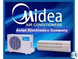 Midea New Model Split Type AC 2 Ton 24000 BTU