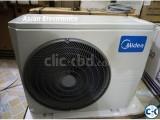 Midea New Model Split Type AC 1.5 Ton 18000 BTU