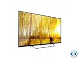 Sony TV W800C 55 Smart Android 3D LED TV