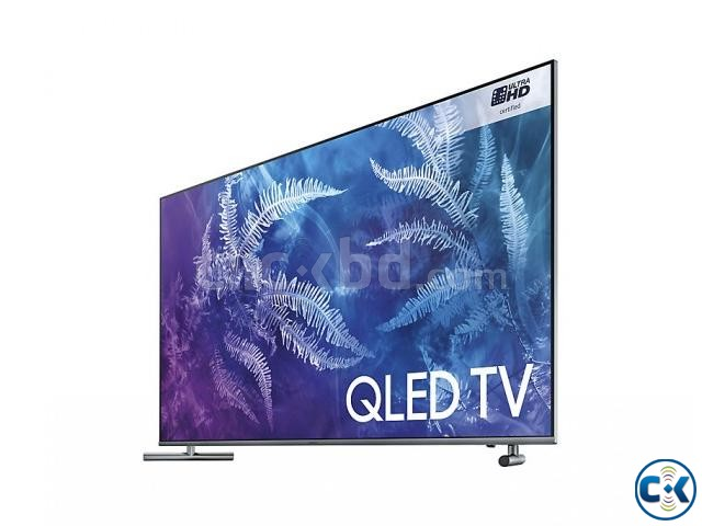 Samsung Q6F 55INCH QLED 4K Ultra HD Quad Core Smart TV | ClickBD large image 0