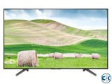 Android Sony 4K 55 inch KD-55X7500F