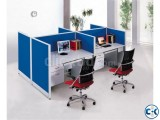 Office Furniture and Work Station 4 desk