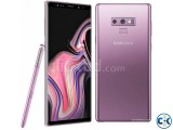 Brand New Samsung Galaxy Note 9 512GB Sealed Pack 3 Yr Wrnty