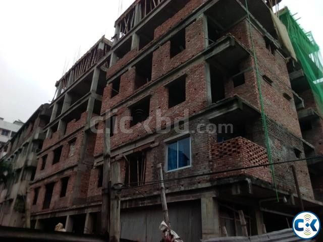 1030 Sft 3 Bed Flat West Rampura | ClickBD large image 3
