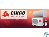 CHIGO 1.5 Ton Split Type AC 18000 BTU Price in Bangladesh