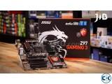 MSI Z97 Gaming 3 Intel Core i7 4790k