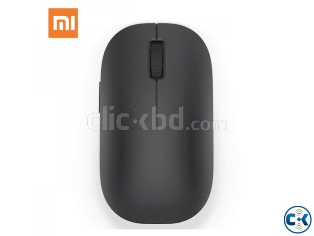 Xiaomi Mi Wireless Mouse 2.4Ghz | ClickBD large image 0