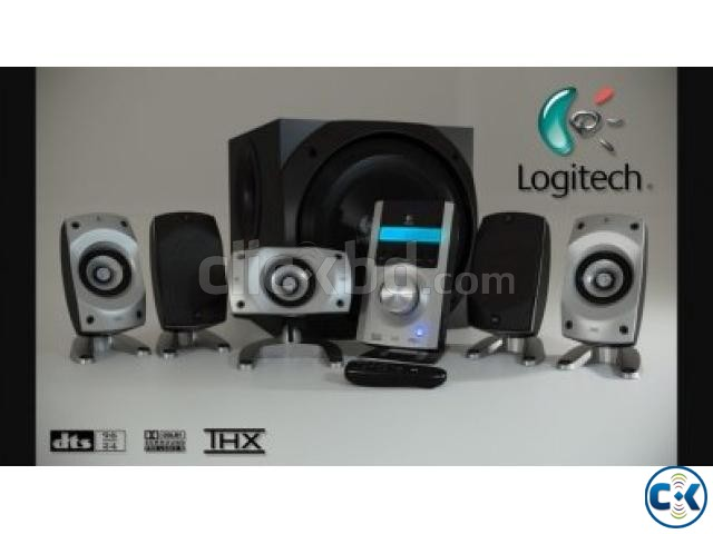 Logitech Z5500 5.1 Speaker for sell | ClickBD large image 0