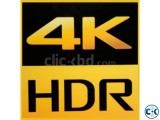 4K HDR Untouched Bluray