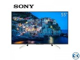 X8500F Sony 65-inch 4K Ultra HD LED LCD Smart TV