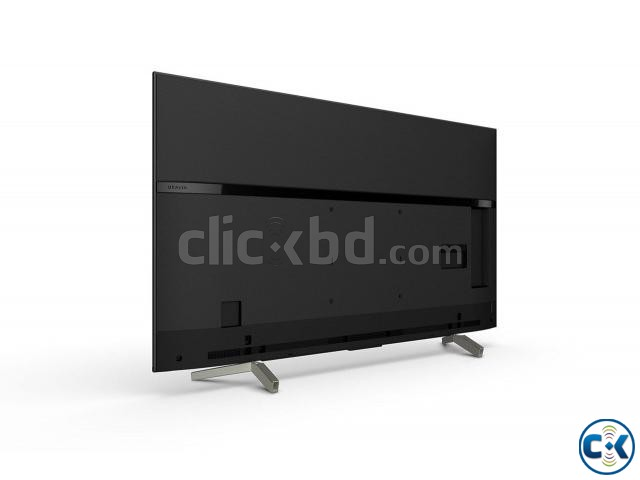 Sony KDL-X8500F 4K HDR 55 Inch Frame Dimming Smart TV | ClickBD large image 1