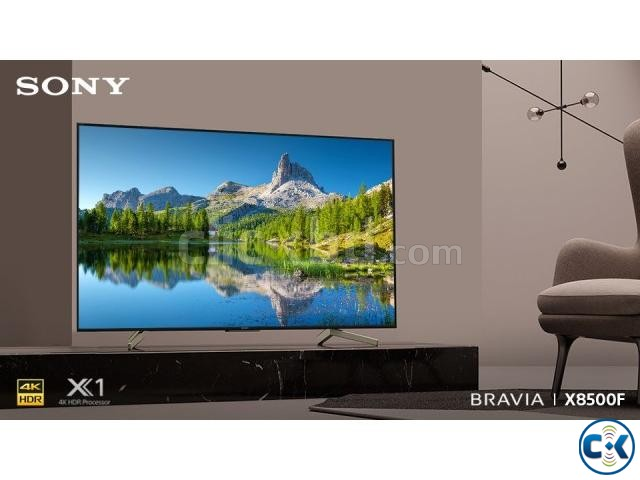 Sony KDL-X8500F 4K HDR 55 Inch Frame Dimming Smart TV | ClickBD large image 2