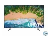 SAMSUNG 43NU7100 4K HDR FLAT SMART TV