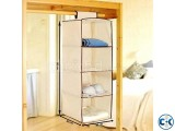 Hanging Storage Wardrobe Closet Storage Organizer 4 Layer