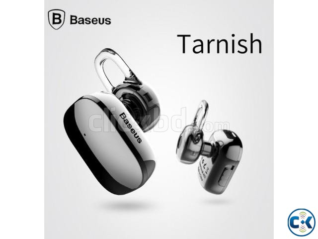 Baseus A02 Mini Bluetooth Headset in BD | ClickBD large image 1