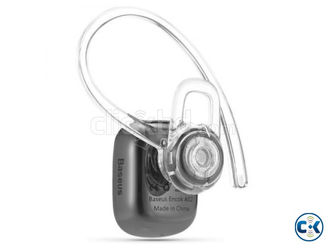 Baseus A02 Mini Bluetooth Headset in BD | ClickBD large image 2